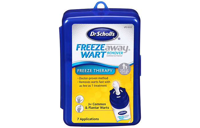 Mole Removal Creams - Dr. Scholl's Freeze Away Wart Remover