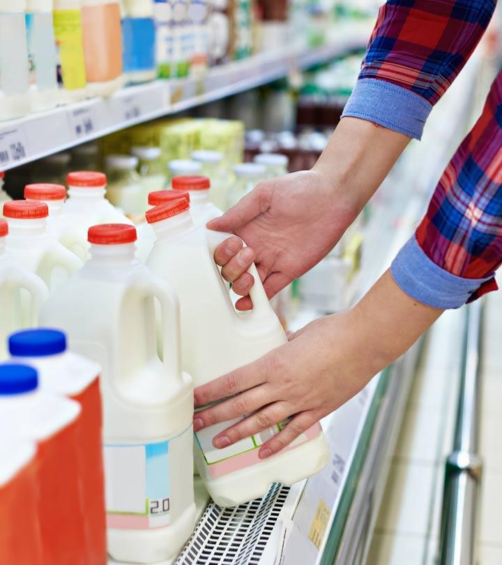 9 Varieties Of Milk Available In Market