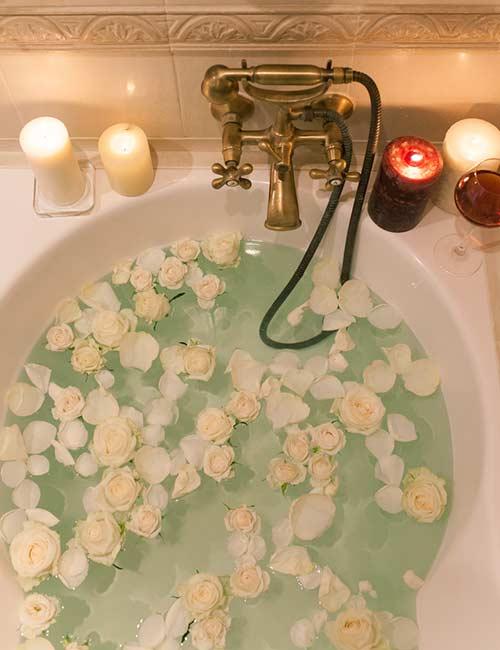 Sore Muscles - Take A Warm Water Bath