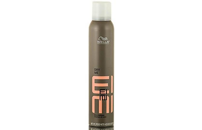 4. Wella Professionals EIMI Dry Me Dry Shampoo