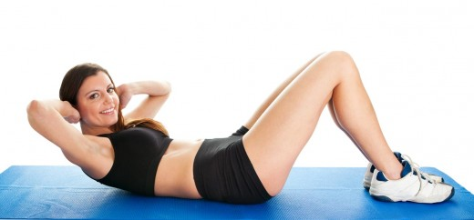 5-Simple-Steps-To-Do-Ab-Crunches-To-Get-A-Flat-Belly