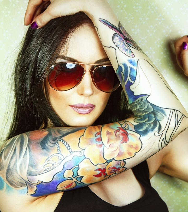 5 Simple Ways To Choose The Right Color For Your Tattoo