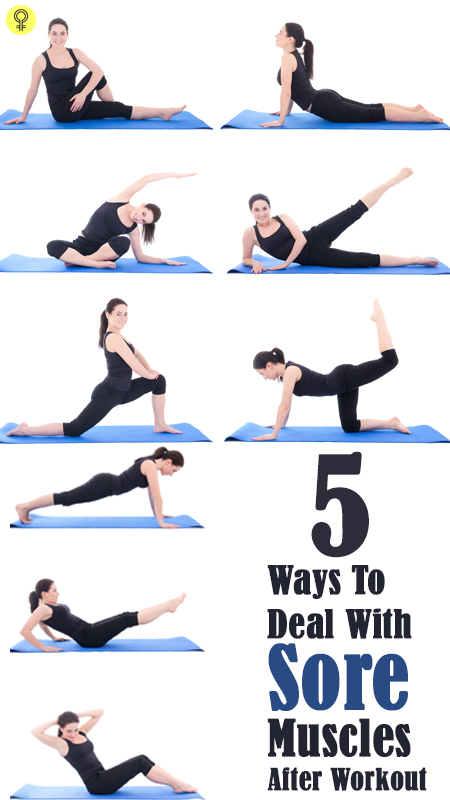 How To Relieve Muscle Pain After Gym