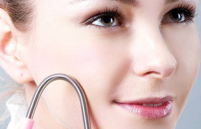 Menopause facial hair removal