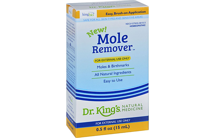 5. King Bio Mole Remover