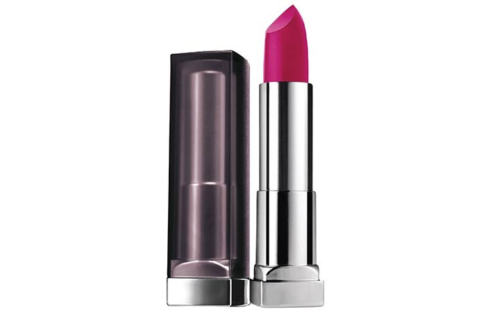 Maybelline New York Color Sensational Creamy Matte Lipstick – Mesmerizing Magneta