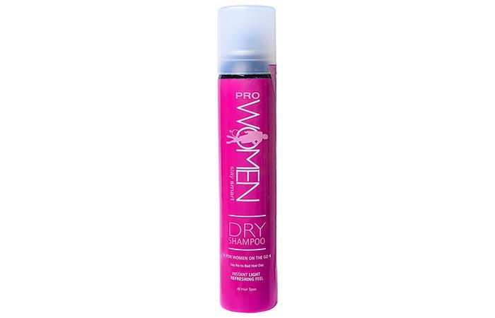 5. Prowomen Dry Shampoo