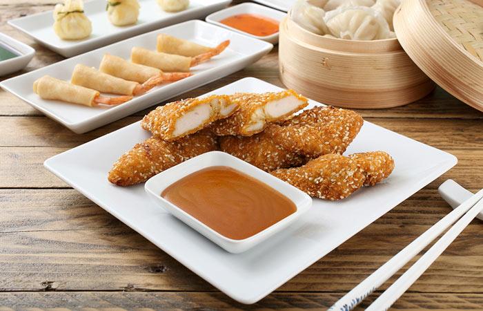 Chicken Pakora Recipes - Chinese Chicken Pakora