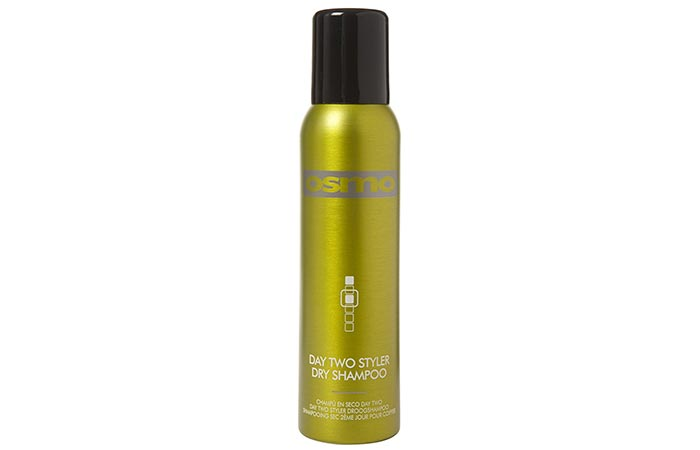 6. Osmo Day Two Styler Dry Shampoo