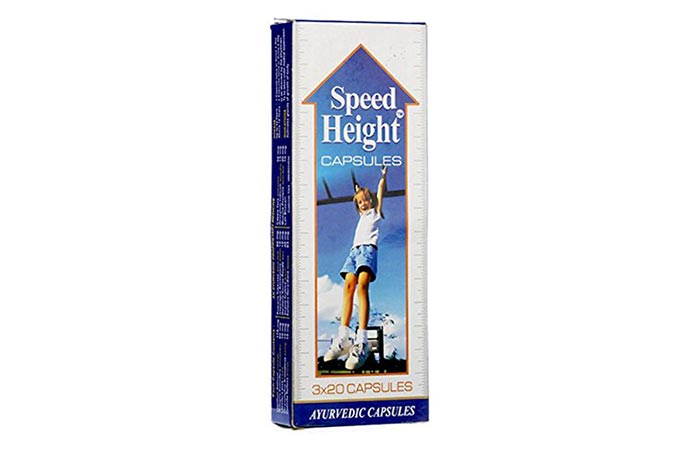 6. Speed Height Capsules