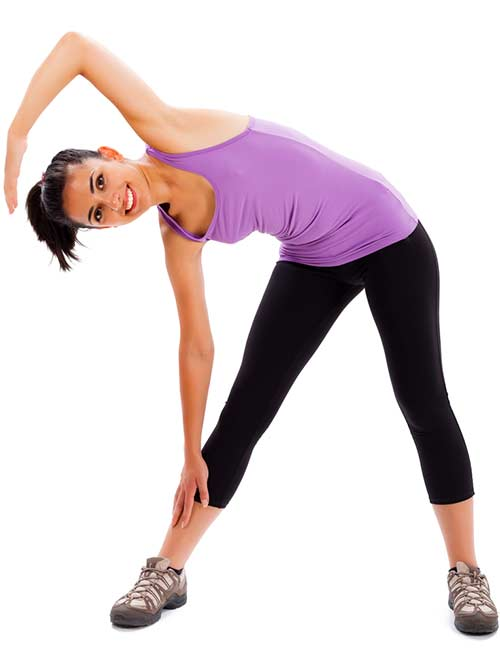 Sore Muscles - Warm Up Before Exercising