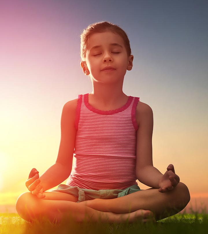 7 Simple Meditation Techniques For Kids