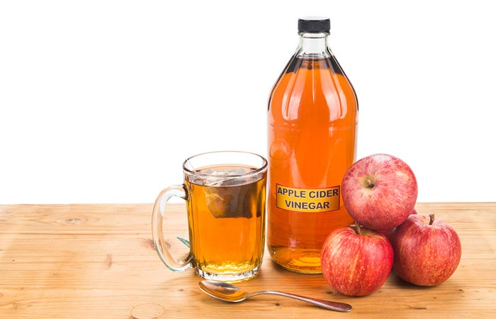 Chigger Bites - Apple Cider Vinegar