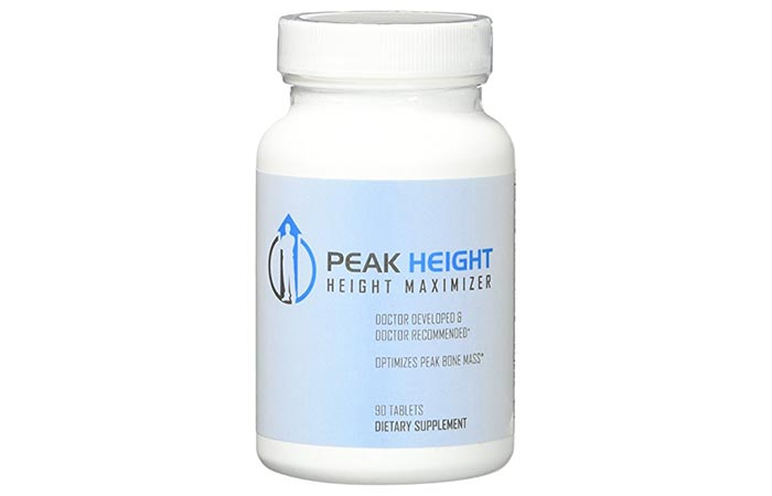 Top 10 Height Increasing Syrups And Capsules