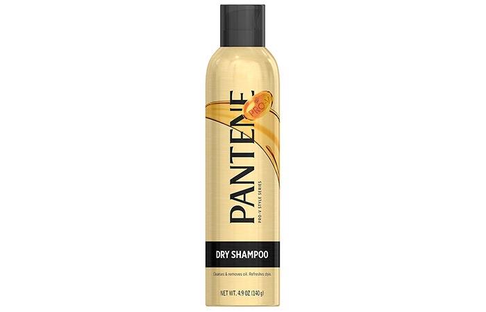 9. Pantene Original Fresh Dry Shampoo