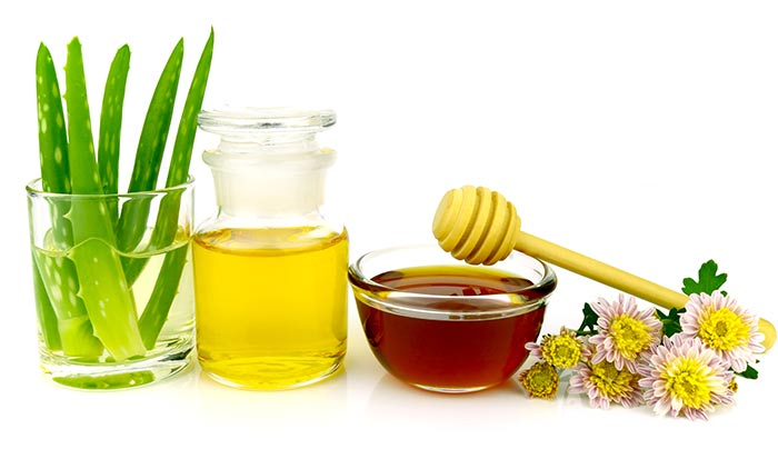 Aloe-Vera-And-Honey-Mask
