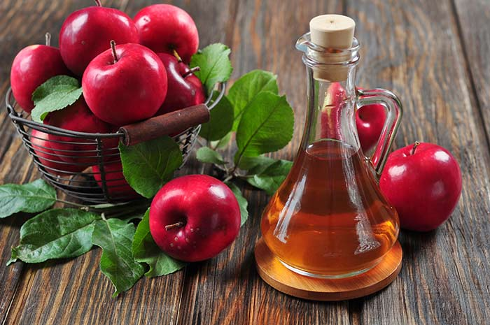 Apple Cider Vinegar - How To Relieve Neck Pain