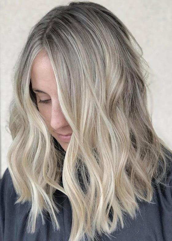 Ash-Blonde