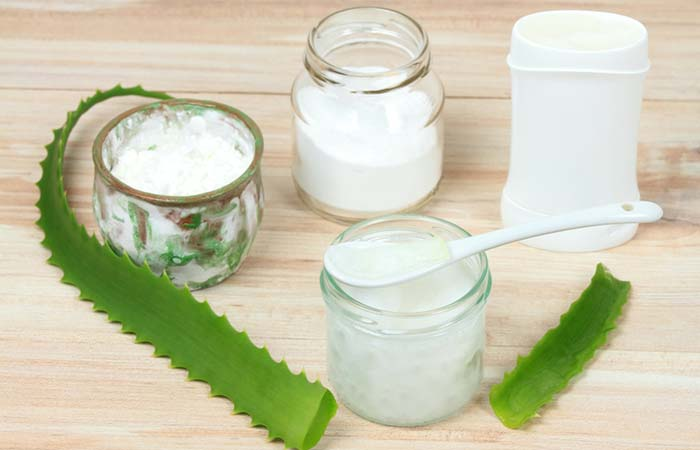 Baking Soda And Aloe Vera