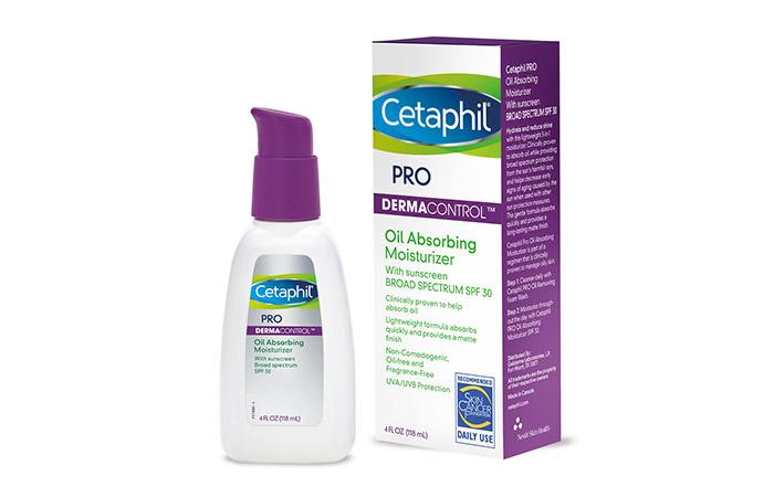 Cetaphil DermaControl Oil Absorbing Moisturizer