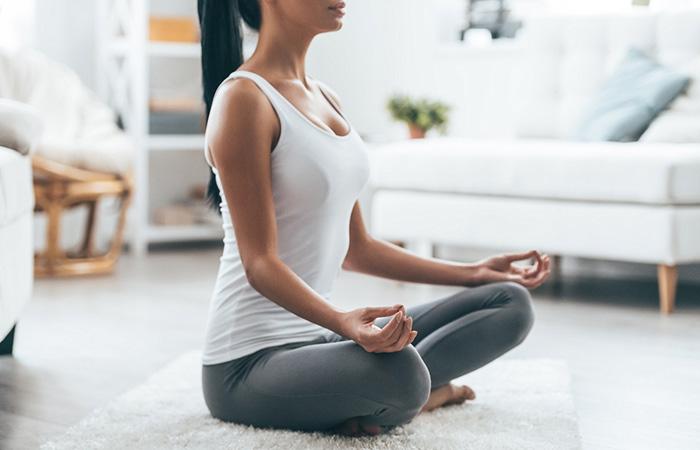 Choose A Comfortable Meditative Posture