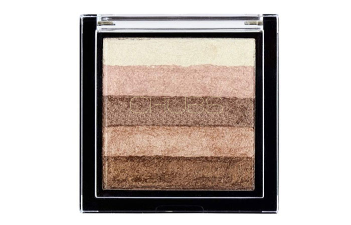 Chubs Shimmer Brick Highlighter – Rose Gold Edition