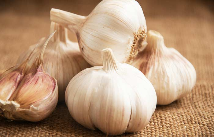 Sensitive Tooth Pain Remedies - Garlic