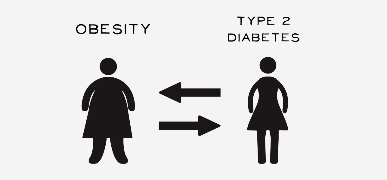 obesity and type 2 diabetes in Review article from the new england journal of medicine — genomics, type 2  diabetes, and obesity.