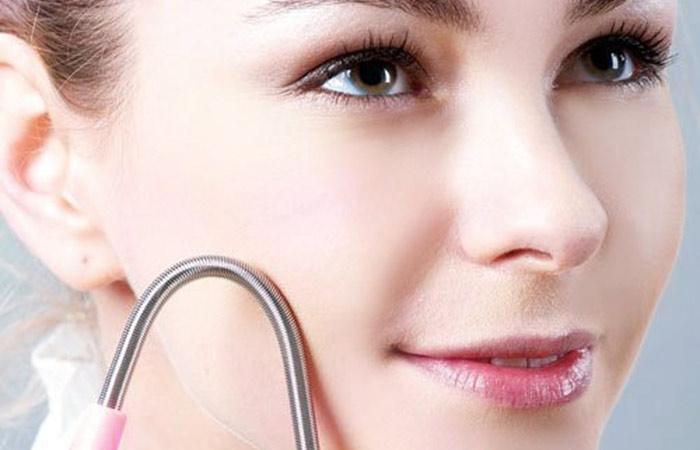 Strange 6 Effective Ways To Remove White Facial Hair Short Hairstyles For Black Women Fulllsitofus