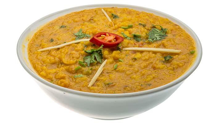Indian Vegetarian Dinner Recipes - Moong Dal Khichdi