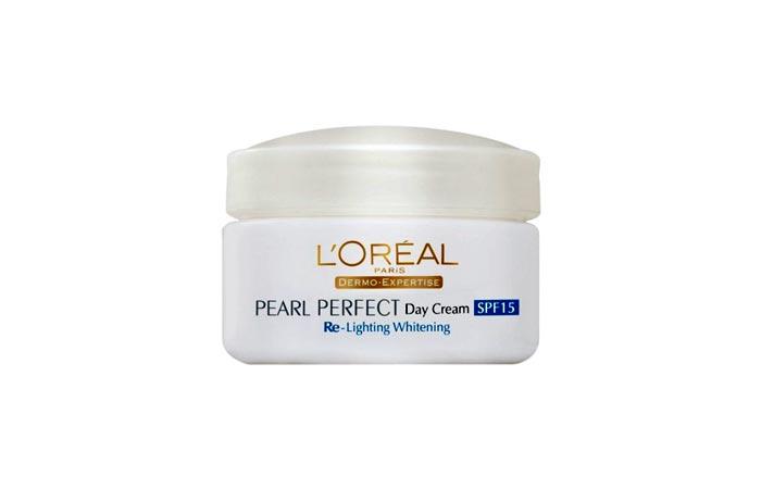 L'Oreal Paris Pearl Perfect Day Cream