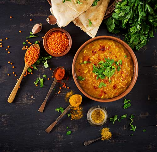 Low Carb Daal
