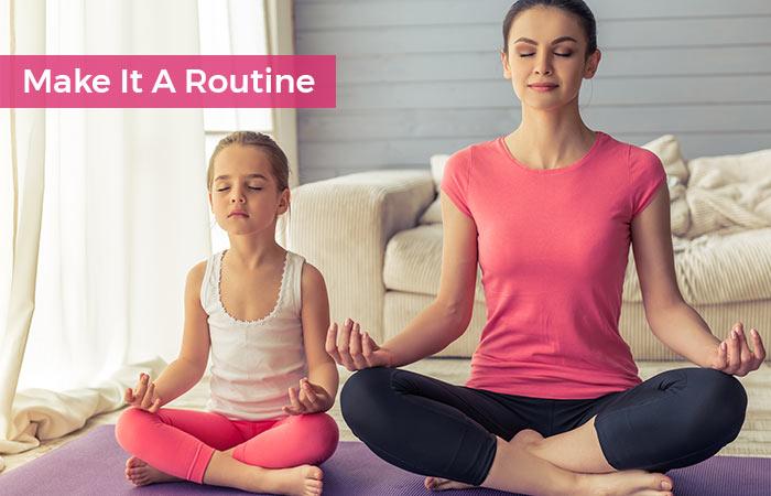 Make-It-A-Routine