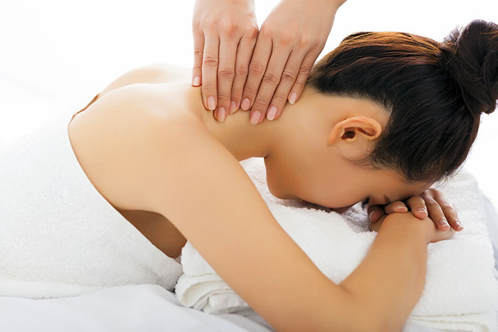 Massage Therapy - How To Relieve Neck Pain