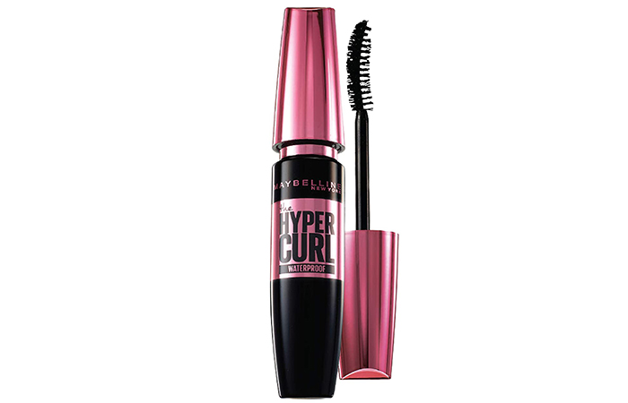 Maybelline New York Hypercurl Waterproof Mascara