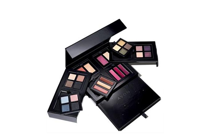 complete makeup kit. 8. mega mix and go palette by avon: complete makeup kit