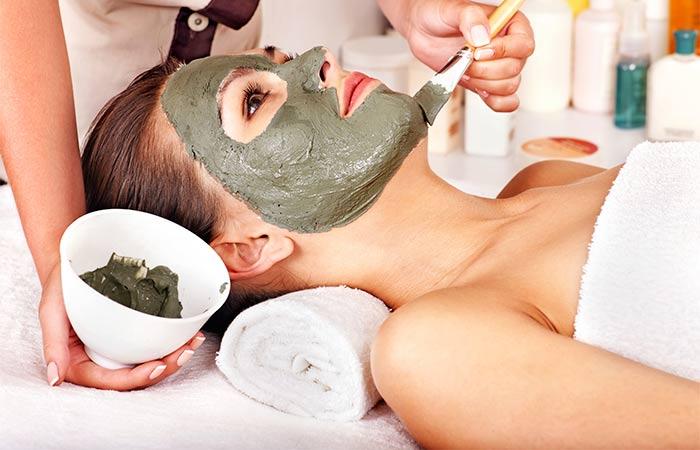 Mud Face Masks