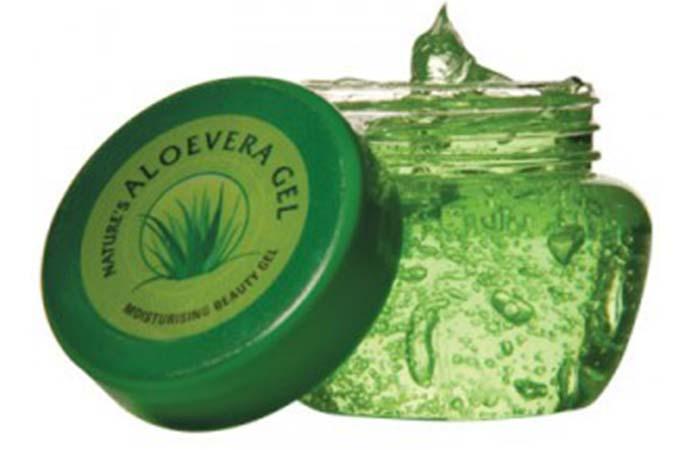 Aloe Vera Gels For Treating Burns - Nature's Essence Aloe Vera Gel
