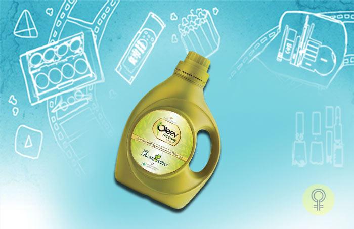 Oleev Pomace Olive Oil
