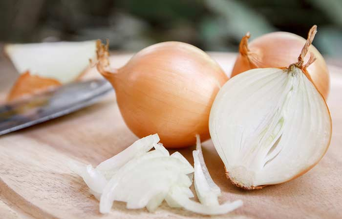 Sensitive Tooth Pain Remedies - Onion