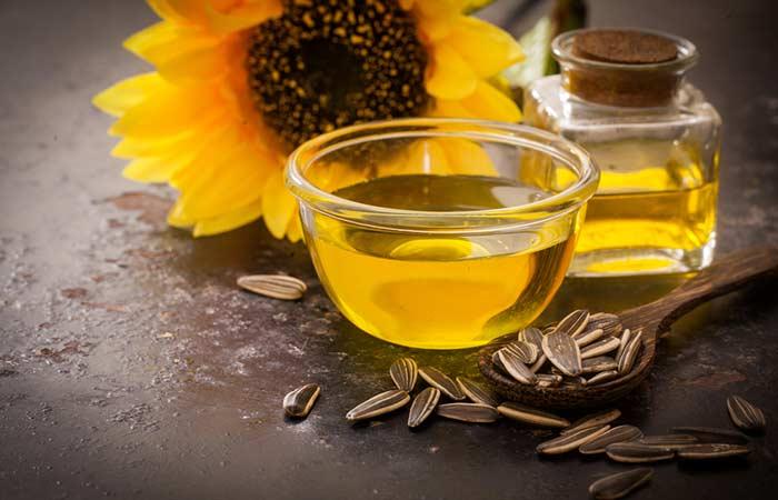 Ozonized Sunflower Oil