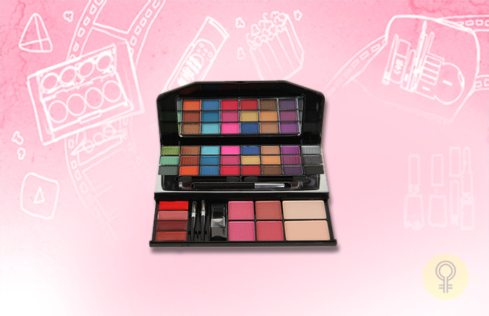 Lakme Makeup Kit Box In Stan - Makeup Vidalondon