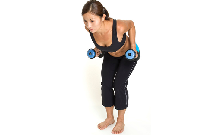Shoulder Exercises - Bent-Over Row