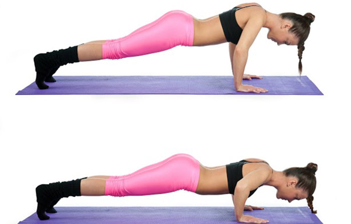 Shoulder Exercises - Push-up