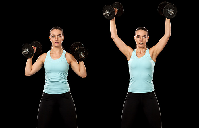 Shoulder Exercises - Shoulder Press