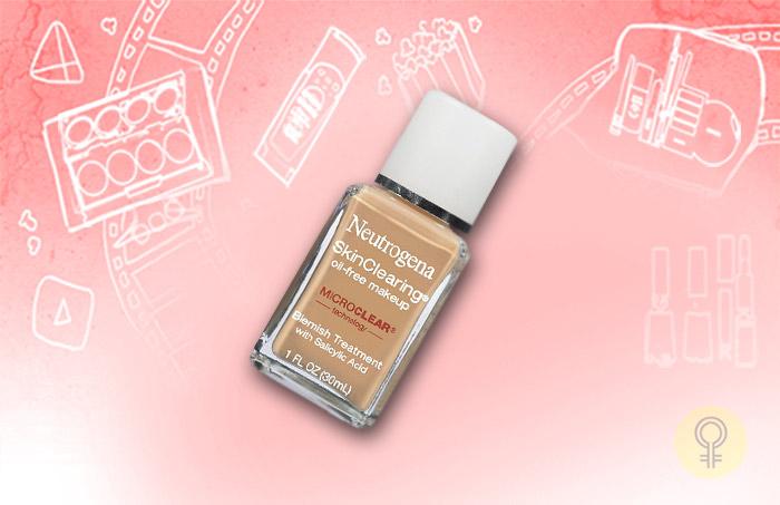 Skinclearing Liquid Makeup By Neutrogena