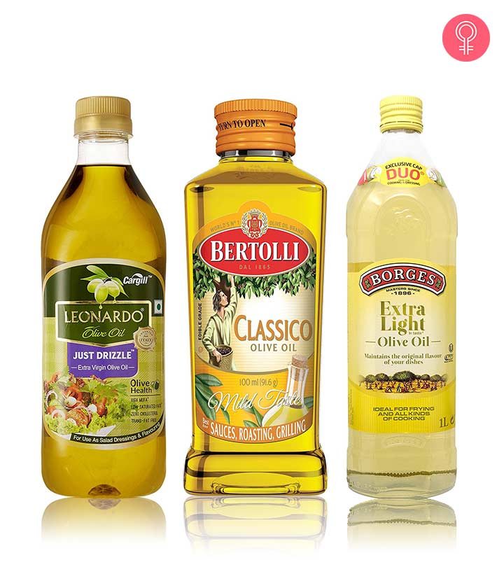 The 10 Best Olive Oil Brands Available In India