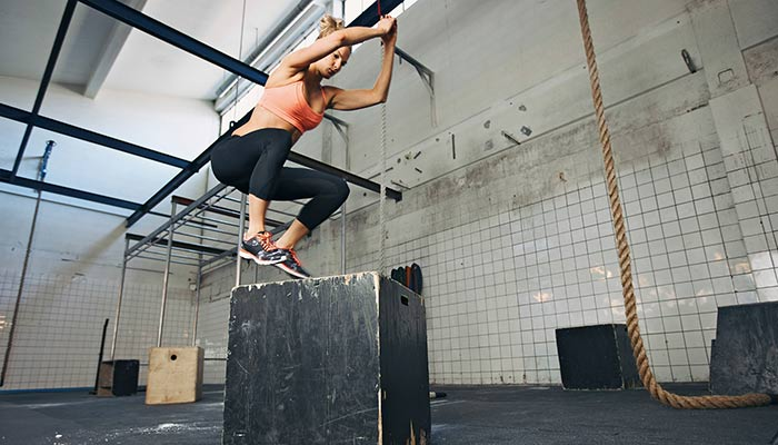 Increase Stamina for Running - Plyometrics