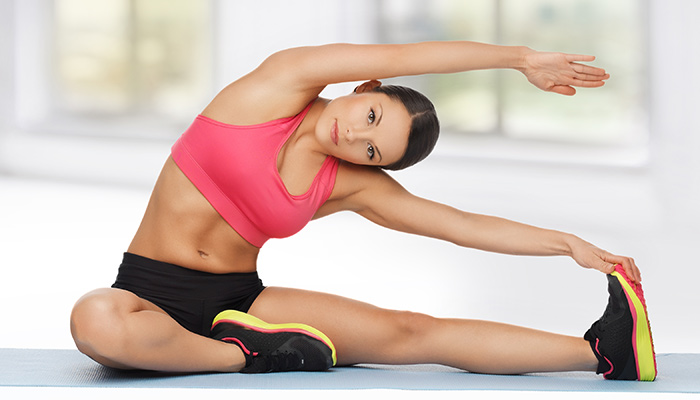 Increase Stamina for Running - Stretching