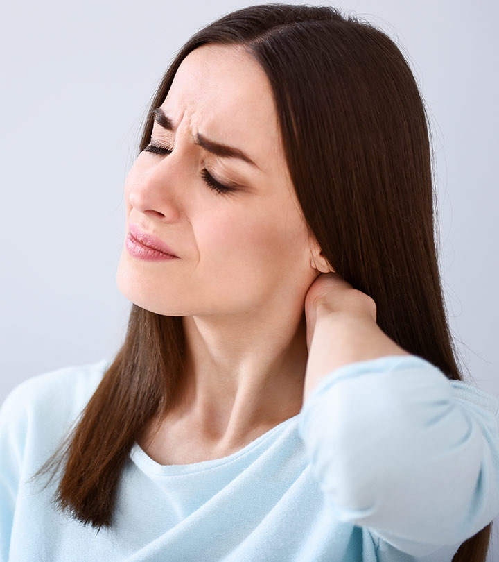 Top 10 Home Remedies For Neck Pain